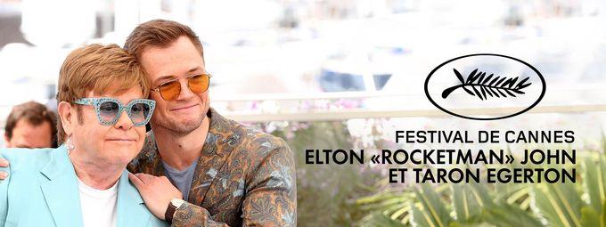 Elton John est Rocketman